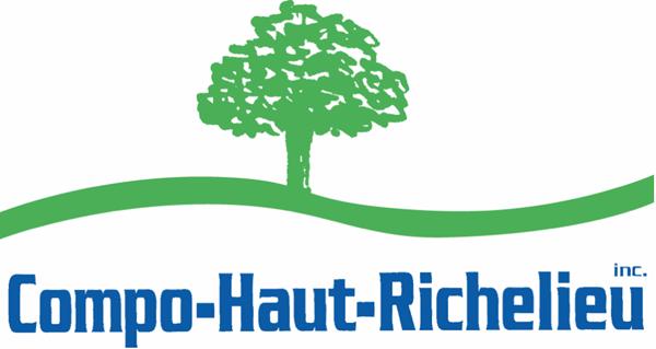 Le logo de Compo-Haut-Richelieu.