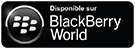 Logo de BlackBerry World.