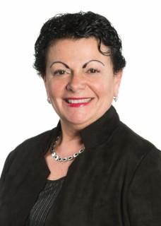 Claire Charbonneau, conseillère municipale.