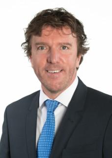 Marco Savard, conseiller municipal.
