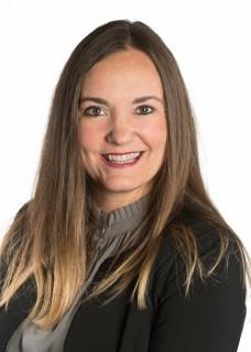 Mélanie Dufresne, conseillère municipale.