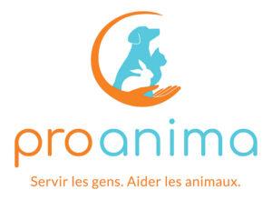 Proanima, servir les gens, aider les animaux.