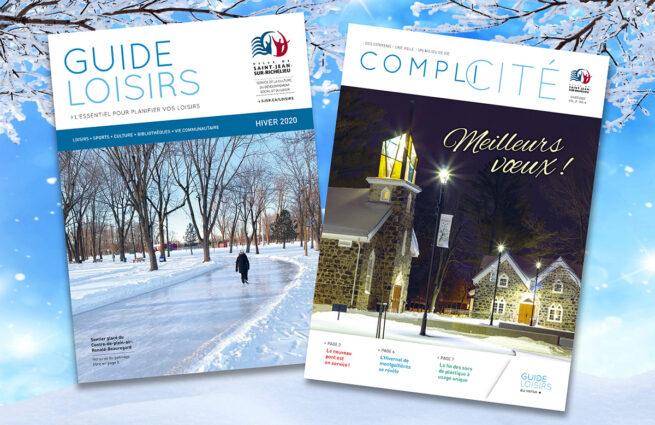 Couverture du Guide loisirs et Complicité.