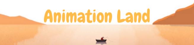 Animation land.