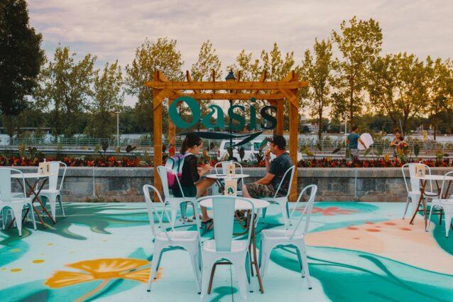 Consommation d'alcool permise dans 3 parcs de la ville à l'été 2021