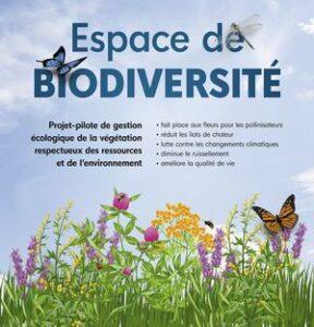 Logo de espace de biodiversité