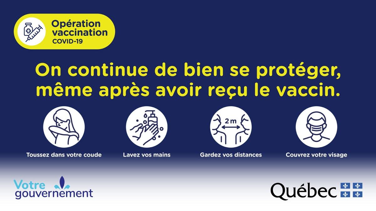 Opération vaccin COVID-19