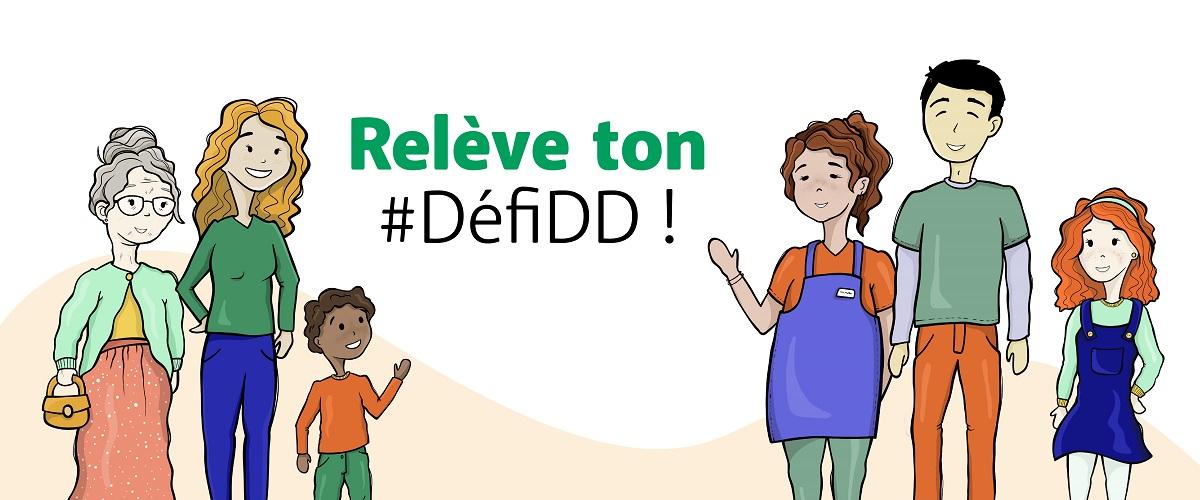 Relève ton défi #DefiDD